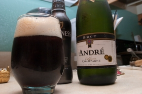 Andre... the beer of champagnes.