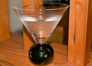 Jenn's Chocolate Martini
