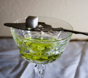BONUS POST — Absinthe (Traditional Presentation)