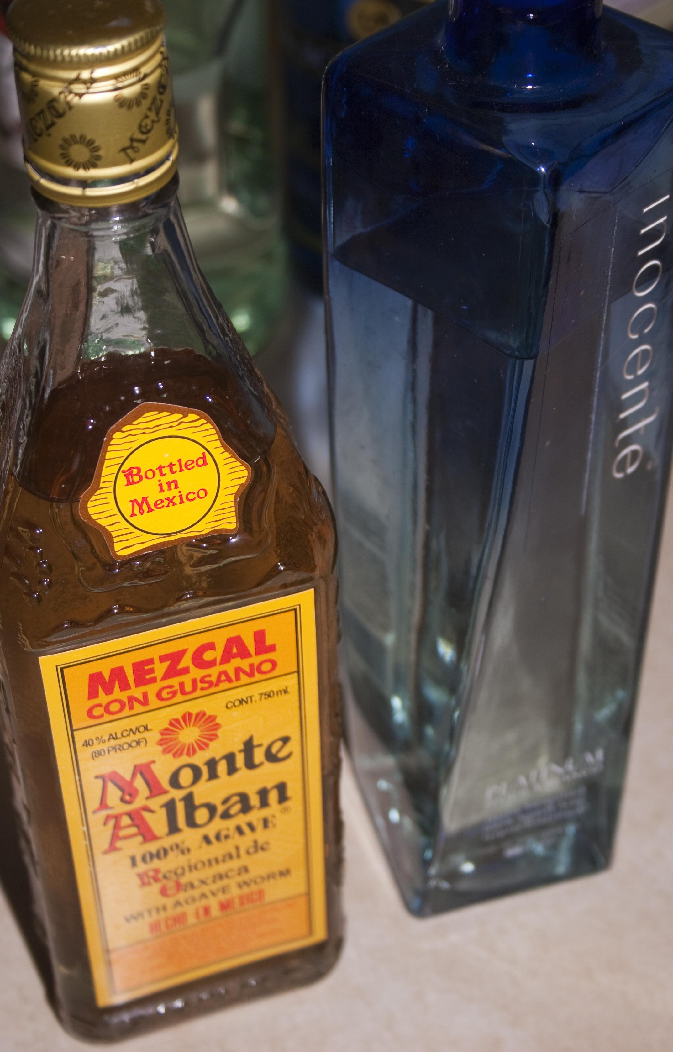 Sangre de Zapata (Plus Monte Alban Mezcal Review ...