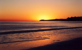 malibu-sunset