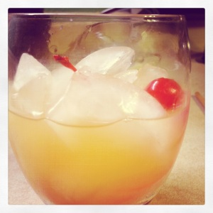 Crafty Whisky Sour