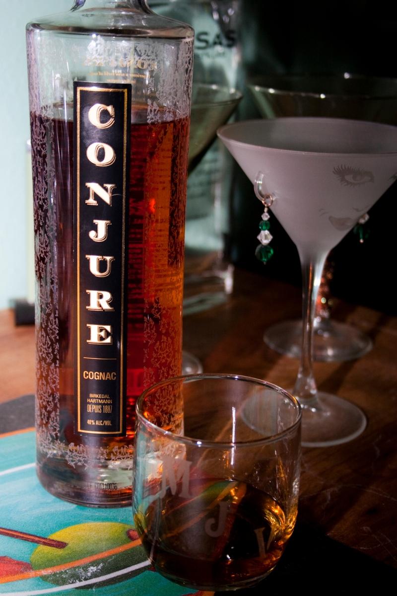 Conjure Cognac Part One The Taste Test Cocktails 365
