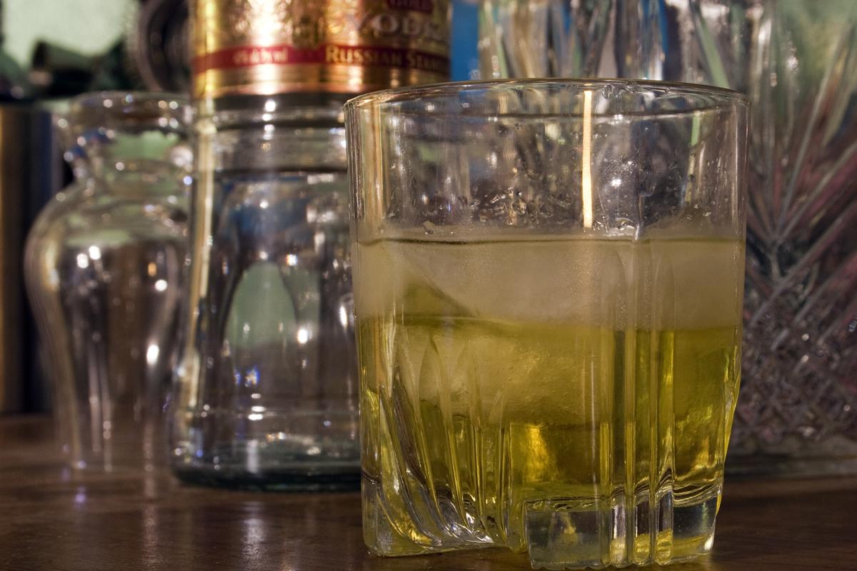 Russian Standard Gold Part Two Golden Russian Cocktails