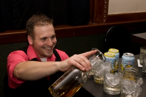 Cocktails, 365 founder Mark Vierthaler.