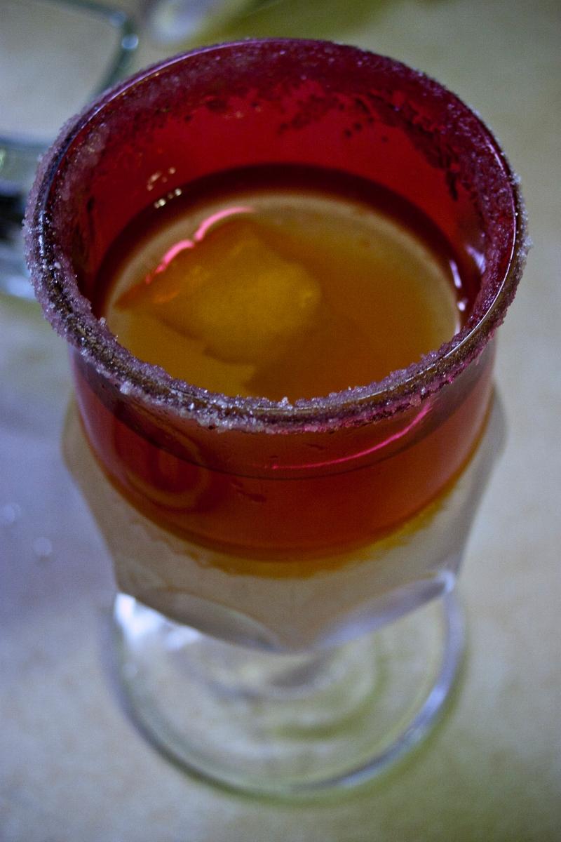 Gin Crusta