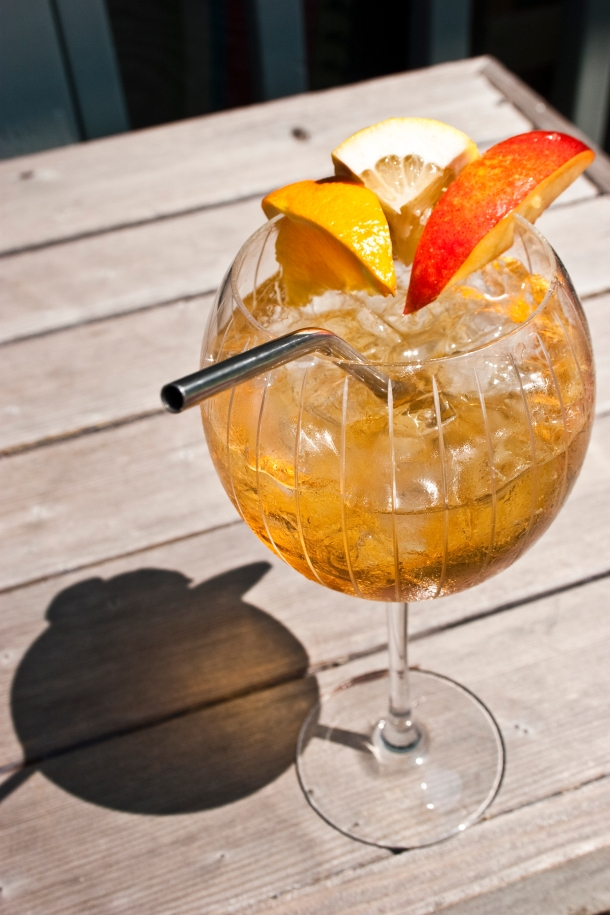 Curaçao Punch