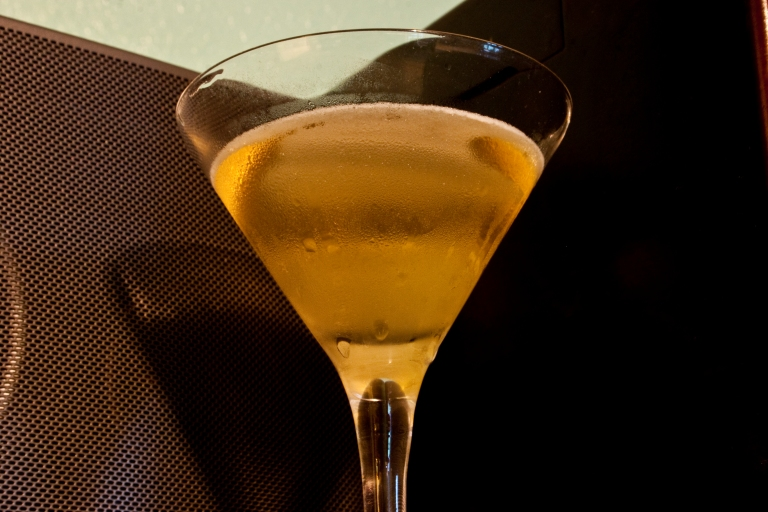 Devil's Delight Cocktail
