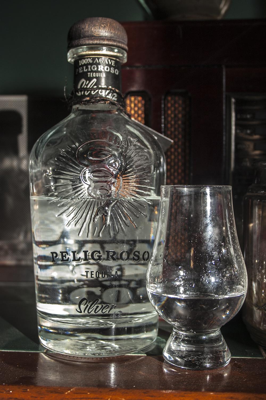 Peligroso Silver Tequila