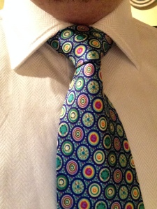 Double Windsor Knot