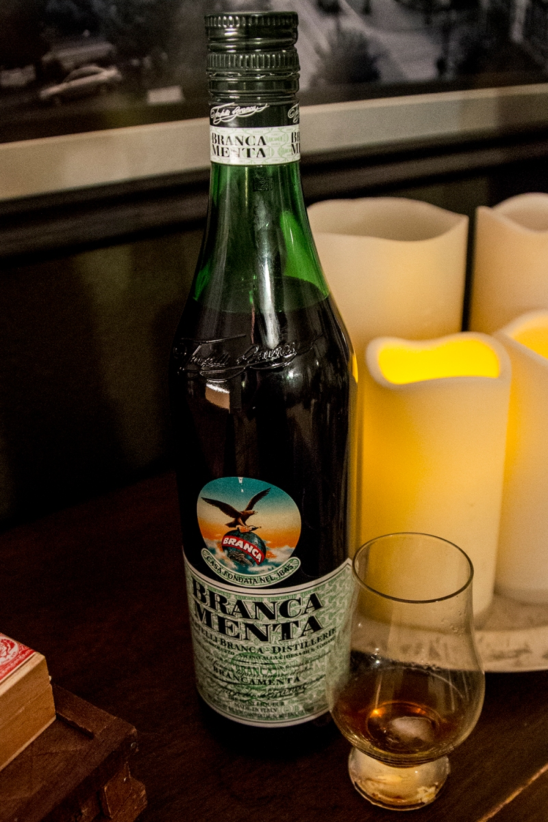 Fernet Branca Menta Review