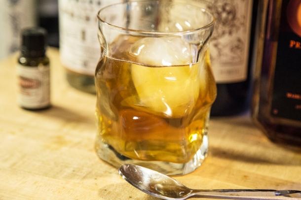 Blonde Manhattan | Cocktails, 365