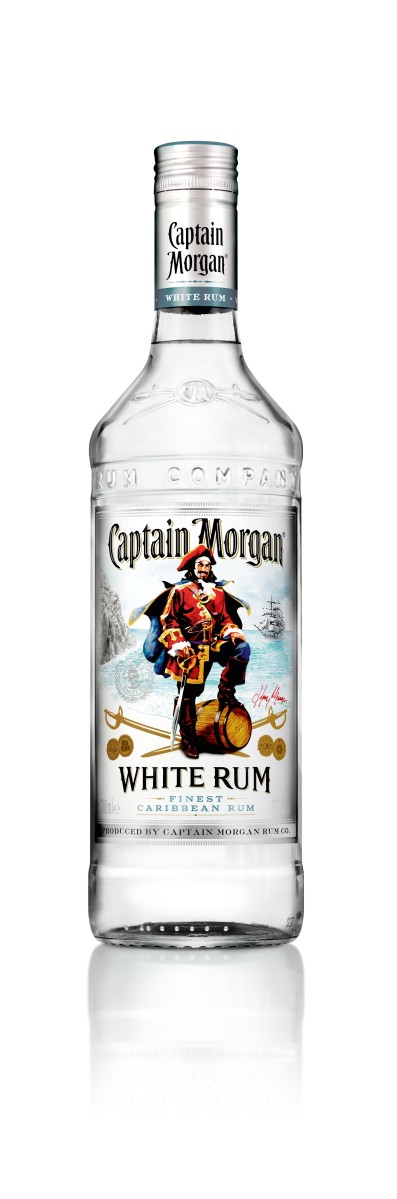 REVIEW - Captain Morgan White