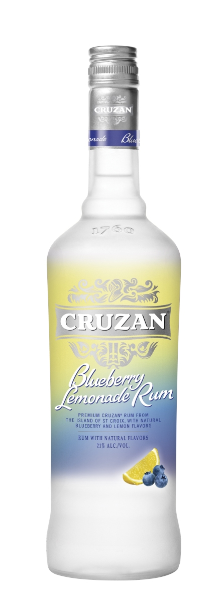 Review - Cruzan Blueberry Lemonade Rum