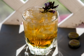 Purple Rose of the Desert Sage | ® Cocktails, 365