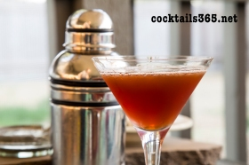Henry DuYore's Manhattan | ® Cocktails, 365