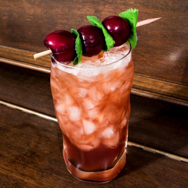 Heering Rummy Cocktail