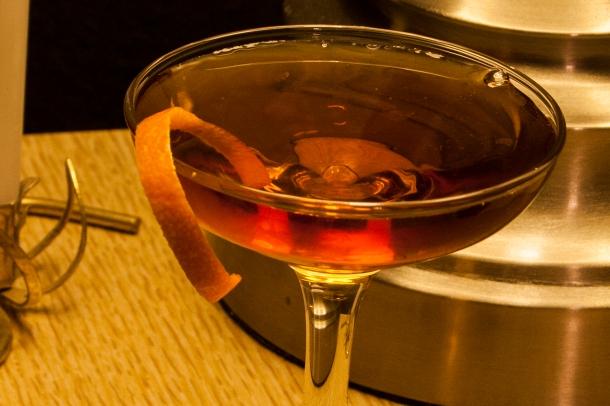 Adonis Cocktail | ® 2017 Cocktails, 365