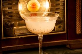 Alexander's Sister Cocktail | ®2017 Cocktails, 365