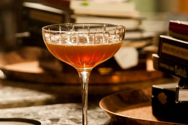 Angler Cocktail   ® Cocktails, 365